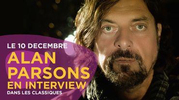 Alan Parsons en interview
