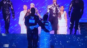 Eurovision: la ministre israélienne de la Culture s'en prend à Madonna à cause des drapeaux sur les danseurs