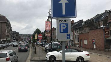 Huy lance une campagne d'information et de sensibilisation sur le stationnement au centre-ville