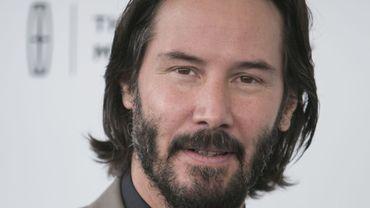 """Keanu Reeves était récemment à l'affiche de """"John Wick"""""""