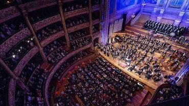 Les portes de l'Orchestre Philarmonique de Liège sont rouvertes