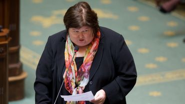 La majorité a soutenu le projet de la ministre de la Santé Maggie De Block (Open Vld).