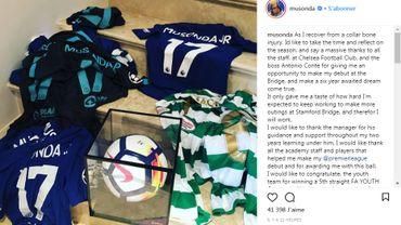 Musonda annonce la fin de son aventure au Celtic et son envie deà Chelsea