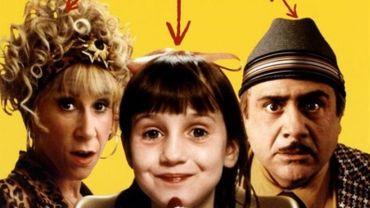 "Affiche du film ""Matilda"" sorti en 1996."