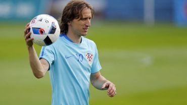 Modric, témoin star du procès qui ébranle le foot croate