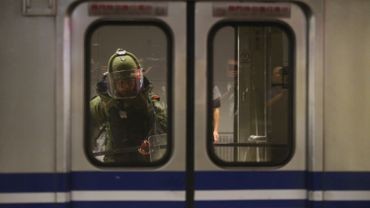 Une explosion dans le métro taïwanais blesse 25 personnes