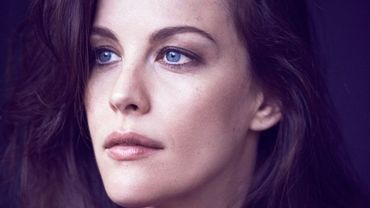 Liv Tyler, photographed by Matthew Brookes for Glamour, July 2014