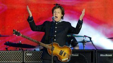 Paul McCartney chantait le 4 juin dernier à l'occasion du jubilé de la Reine