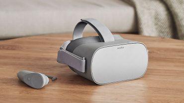 Facebook lance l'Oculus Go, un casque de réalité virtuelle indépendant