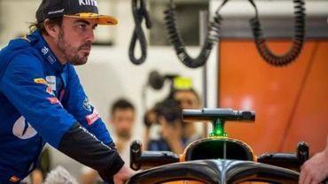 IndyCar - 500 miles d'Indianapolis: Alonso, quatre tours pour éviter l'affront