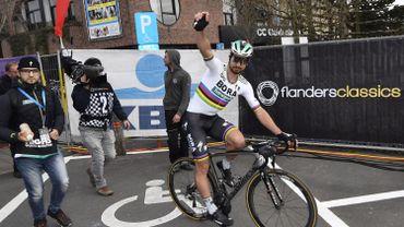 """Sagan : """"Le Gand-Wevelgem le plus facile que j'ai couru"""""""