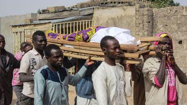 Au Nigéria, les violences terroristes gagnent du terrain.
