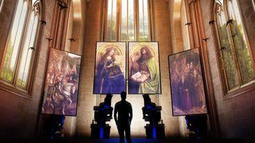 Le son et lumière sur Van Eyck sera visible à partir du 26 juin