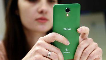 Le Taigaphone est développé par la société de cybersécurité Kaspersky Labs.
