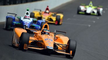Fernando Alonso contraint d'abandonner