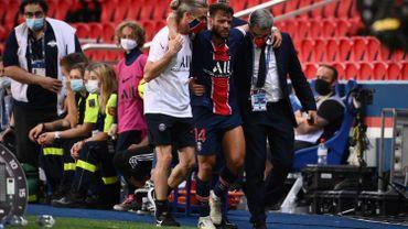 Rupture d'un ligament du genou pour Bernat, coup dur pour le PSG