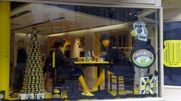 """Cadre légal adopté par le parlement wallon pour les """"pop-up stores"""" ou magasins éphémères"""