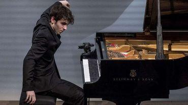 Le pianiste français Alexandre Kantorow remporte le Premier Prix du Concours Tchaïkovski