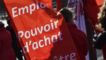 """Manifestation du non-marchand: """"Pas une question de budget, mais de volonté politique"""""""
