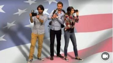 """""""La course à la Maison Blanche"""": trois jeunes reporters à la découverte des Etats-Unis"""