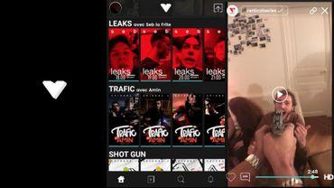 Vertical, la plateforme pour vidéos au format vertical