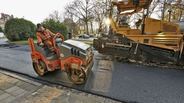 Coronavirus en Belgique: reprise de certains chantiers