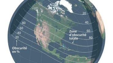 Eclipse totale aux Etats-Unis