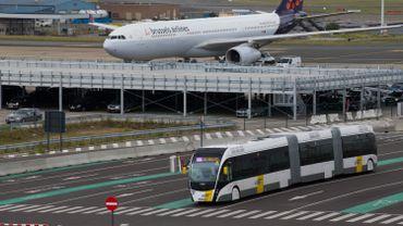 Le tram-bus va de Jette à Brussels Airport