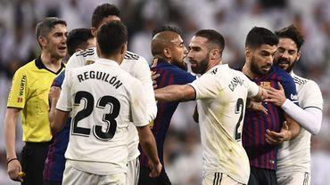 Barça-Real, clasico déterminant en terrain miné