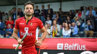 Les Red Lions sans Sébastien Dockier à l'Euro de hockey