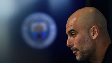 Manchester City favori, l'étiquette dont Guardiola ne veut pas