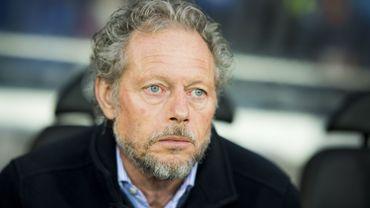 Preud'homme: «On ne pouvait pas rivaliser avec Genk et Bruges cette saison, mais on a essayé»