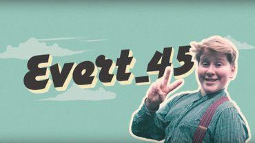 """""""Evert_45"""" : la guerre 39-45 au temps des réseaux sociaux"""
