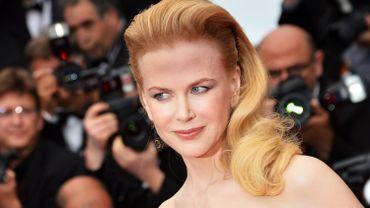 L'actrice australienne Nicole Kidman lors de la 66e édition du Festival de Cannes en 2013.