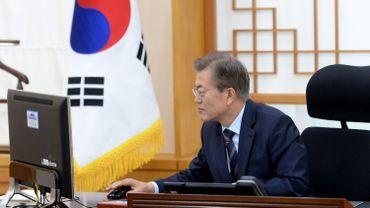 Moon Jae-In, le nouveau président