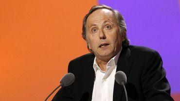 Fabrice Lucchini aux Césars 2010