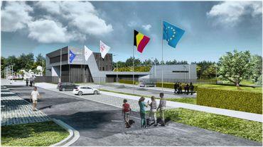 Le secteur spatial devrait  encore se développer à Transinne avec le futur GPS européen.