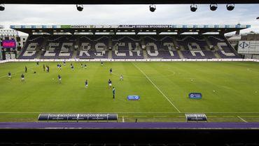 Beerschot Wilrijk va racheter le matricule 13, son matricule historique