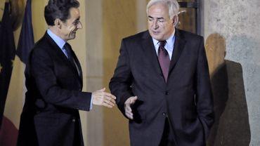DSK: les liens entre la police new yorkaise et Nicolas Sarkozy intriguent
