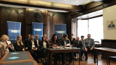 Sous le regard de Jean Gol, le MR a présenté ses premiers candidats pour octobre, à la Maison Bleue de Liège