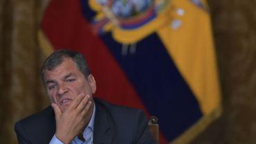 Le président équatorien a annoncé la mort des 22 passagers de l'avion militaire qui s'est écrasé dans la forêt amazonienne