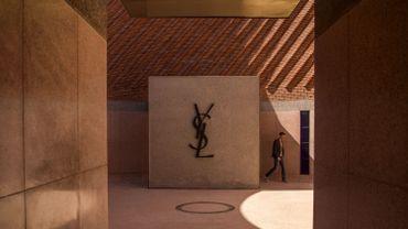 Le musée Yves Saint Laurent de Marrakech ouvre ses portes au public