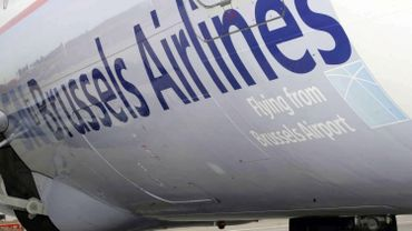 Un avion de Brussels Airlines
