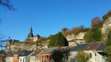 La balade de Carine : Couvin, dans la botte Hainaut, aux portes de l'Ardenne