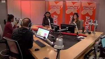 La députée bruxelloise Gladys Kazadi était l'invitée de Vivacité Bruxelles ce mercredi matin
