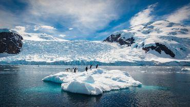 L'Antarctique, terre libre de coronavirus.