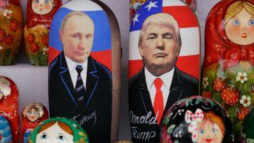 """Trump rencontre Poutine à Helsinki ce lundi: """"Je crois aux rencontres"""""""