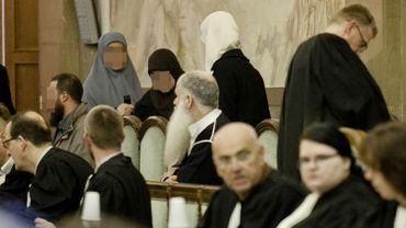 La Cour d'appel de Bruxelles procède à l'interrogatoire des accusés sur les faits eux-mêmes ce mardi après-midi