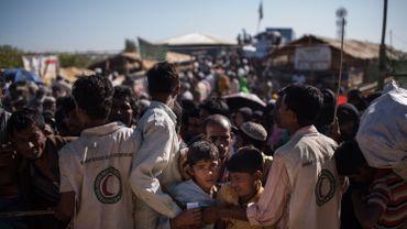 L'ONU réclame la fin de l'opération militaire contre les Rohingyas