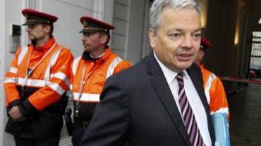 Elections12 : Reynders n'exclut ni la ministre-présidence, ni le maïorat d'Uccle